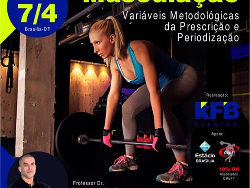 Musculação: Variáveis metodológicas da Prescrição e Periodização