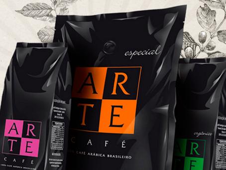 Conheça alguns produtos da Família ARTE CAFÉ
