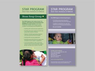 Star Rack Card