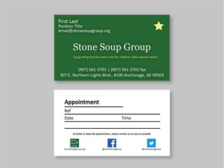 Business Card - Appointment