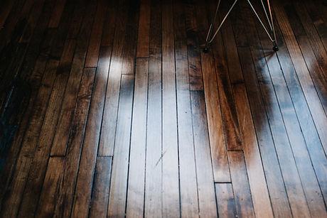 Installation de bois