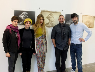 BBAX exhibits Tea Falco and other young Italian talents