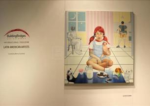 Destacados artistas iberoamericanos en Feria de Arte de Los Ángeles