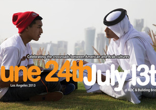 ABER Opening Reception- Presented by QATAR FOUNDATION INTERNATIONAL in a Partnership with ADC &