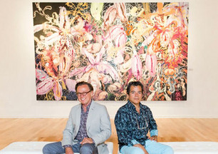 Palos Verdes Art Center Displays A Garden of Excesses