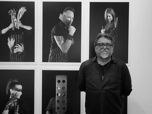 Exposición de mexicano Josué Castro retrata a famosos del arte culinario