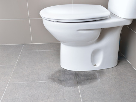 Do You Have Water Damage In Your Bathroom?