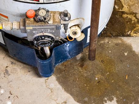 Restoring Water Damage From Broken Water Heaters