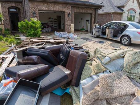 The Dangerous Aftermath of Flood Damage