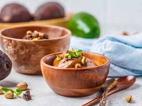 Авокадо мусс на завтрак (vegan)