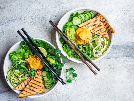 Бататный хумус (vegan)