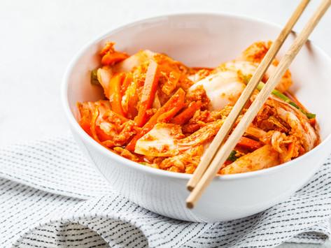 Кимчи (vegan)