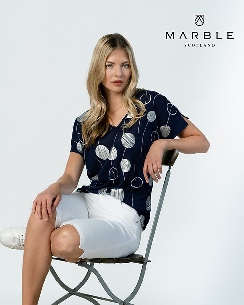 MARBLE Lightweight Relaxed Top