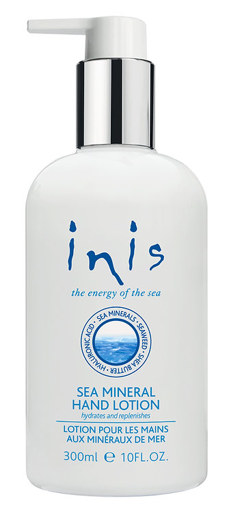 INIS Sea Mineral Hand Lotion 300ml