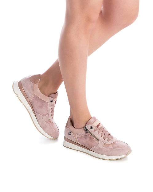 REFRESH Lace Up Trainers