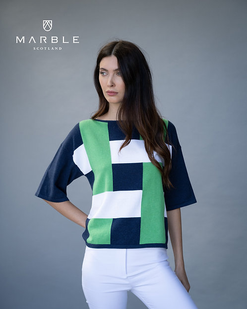 MARBLE Super Soft Relaxed Fit Sweater