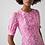 Thumbnail: GREAT PLAINS Ditsy Round Neck Dress