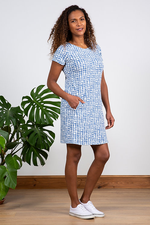 Lily & Me Heather Dress Etched Circle