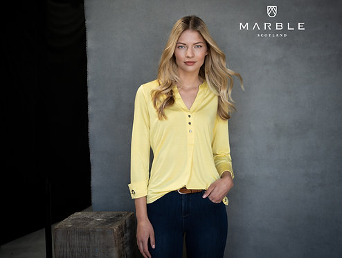 MARBLE Relaxed Fit Shirt Style