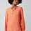 Thumbnail: GREAT PLAINS Luxe Crepe Long Sleeve V Neck Blouse