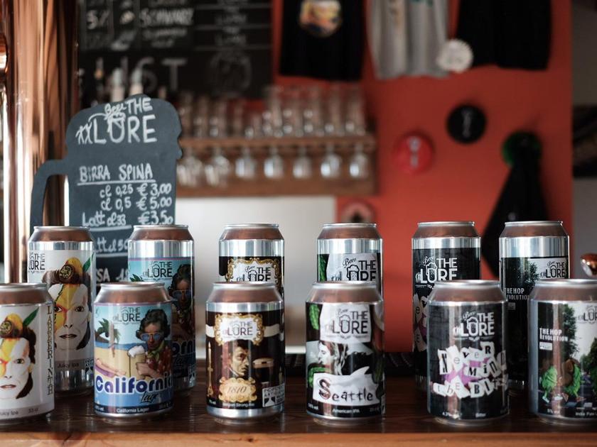 birre the lure consegna a domicilio birra artigianale naturale