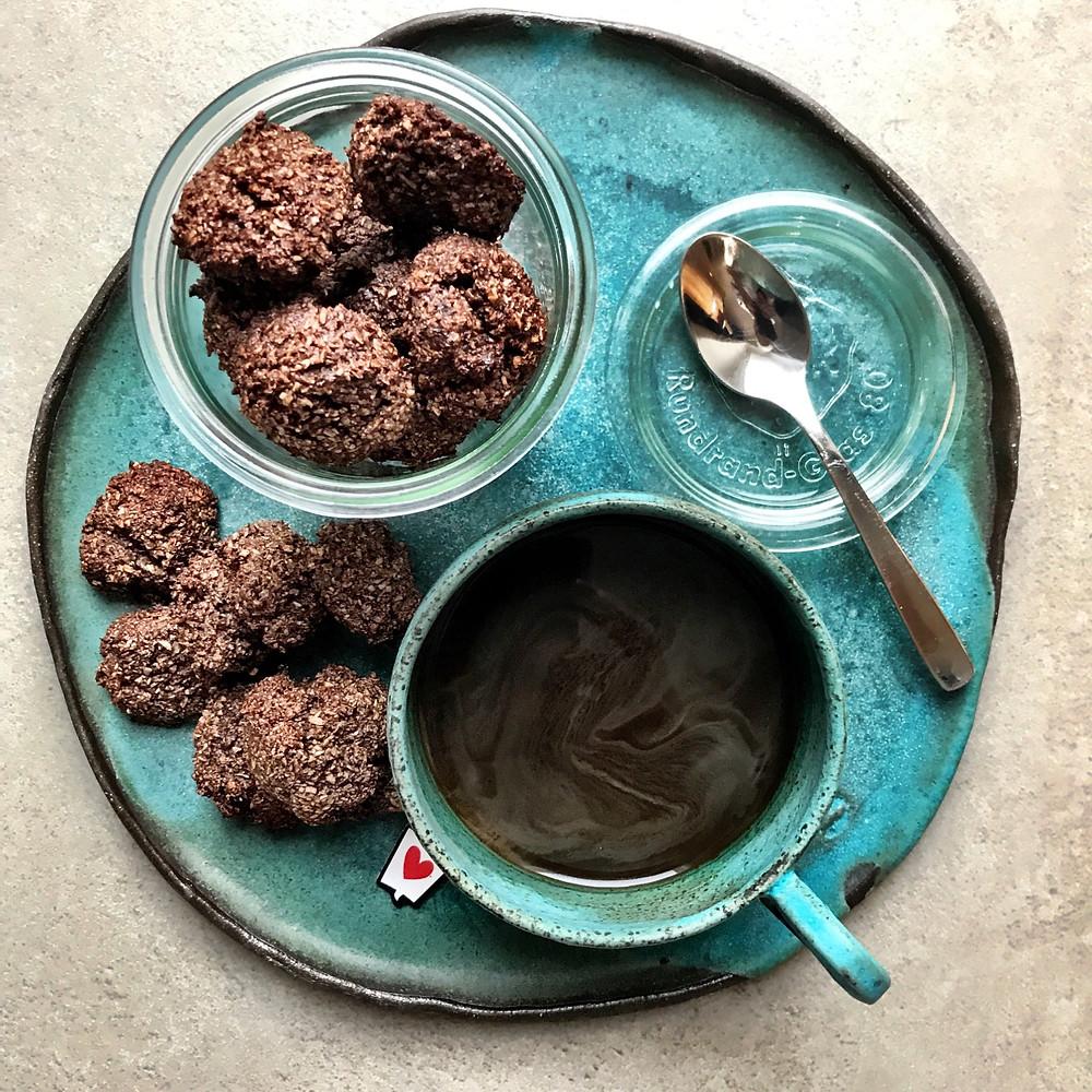 dolcetti cioccolato cocco e avena torte felici giorgia bacchia