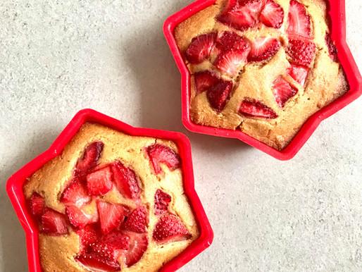 Muffin light con le fragole, un dolcetto per tutte le occasioni.