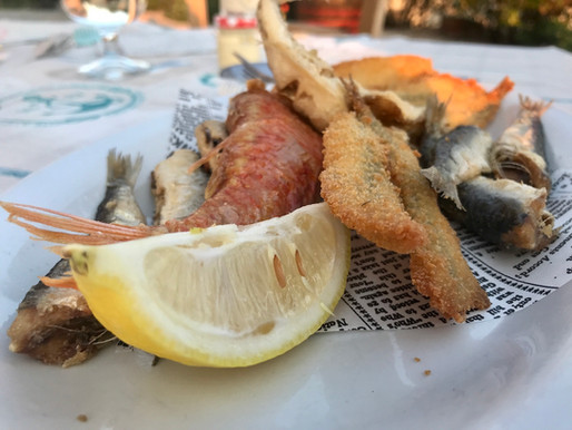 Al Pescaturismo, l'agriturismo di pesce per chi ama mangiare bene.