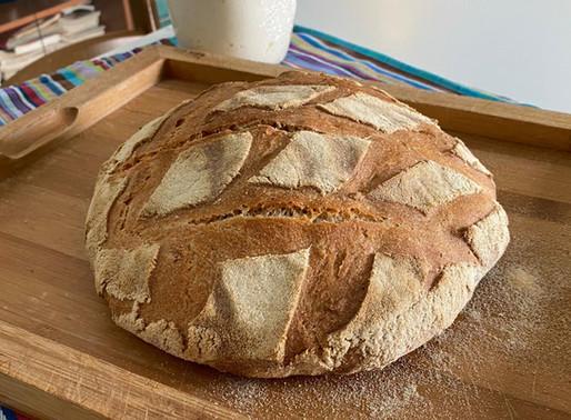 Il Pane,quello rustico e buonissimo!