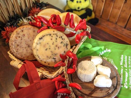 Azienda La Bonifica, formaggi freschi, quelli buoni e di qualità.