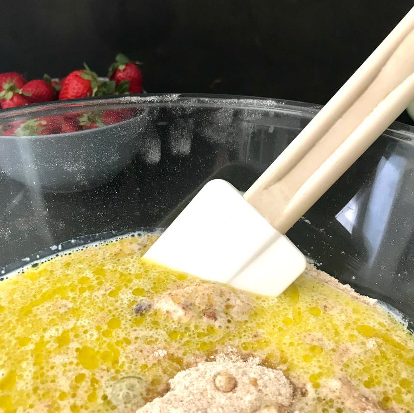 preparazione muffin light tortefelici