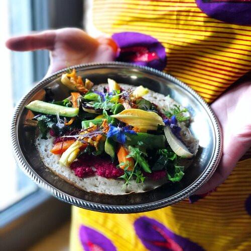 insalata fresca biologica
