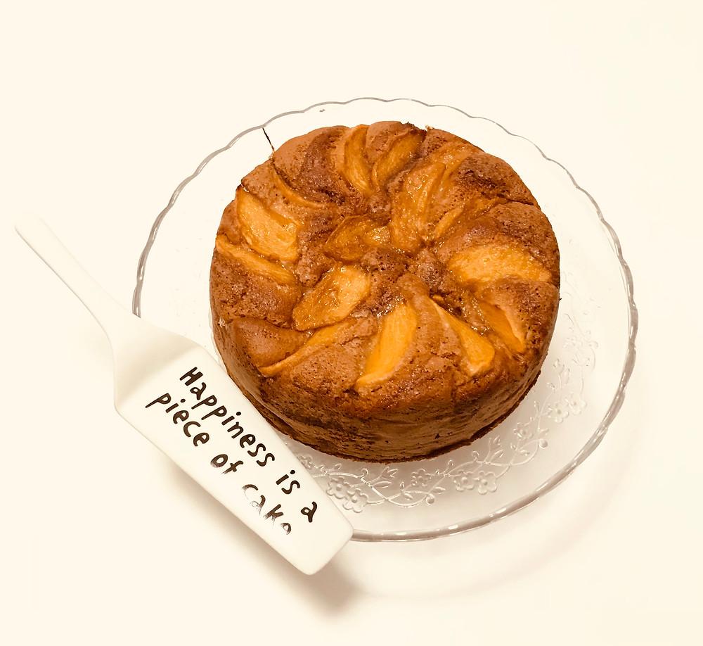 torta di cachi tortefelici happinessinacake