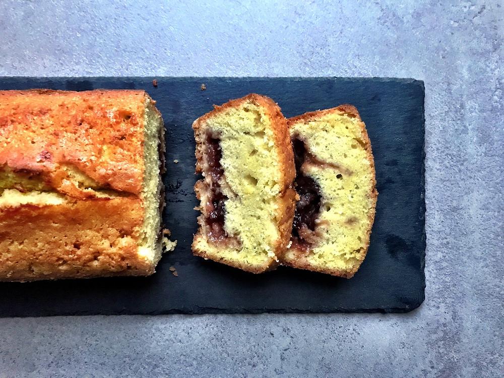 polentina triestina Mariella Devescovi Damini torte felici plumcake happiness in a cake