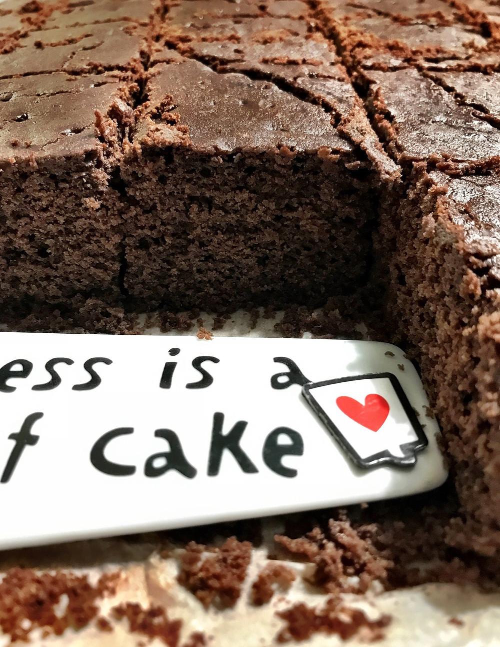 brownies al cioccolato torte felici happiness in a cake dolci senza rimpianti