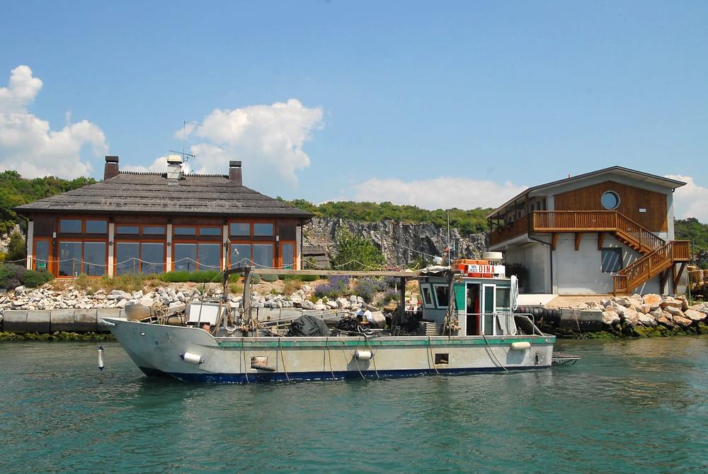 pescaturismo duino aurisina ittioturismo ristorante di pesce