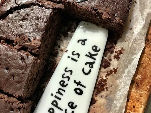 Brownies al cioccolato fondente senza lattosio