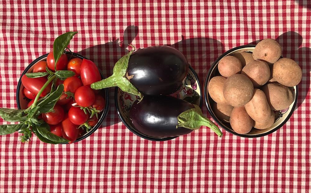 verdura di stagione a km o azienda agricola carso aila qualdracci torte felici