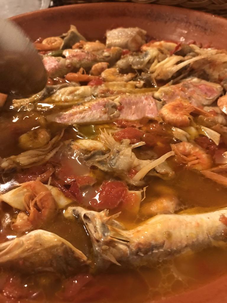 brodetto alla vastese tipico piatto abruzzese dei pescatori torte felici