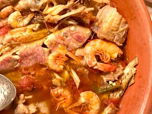 Brodetto alla vastese, la tradizione italiana in tavola.