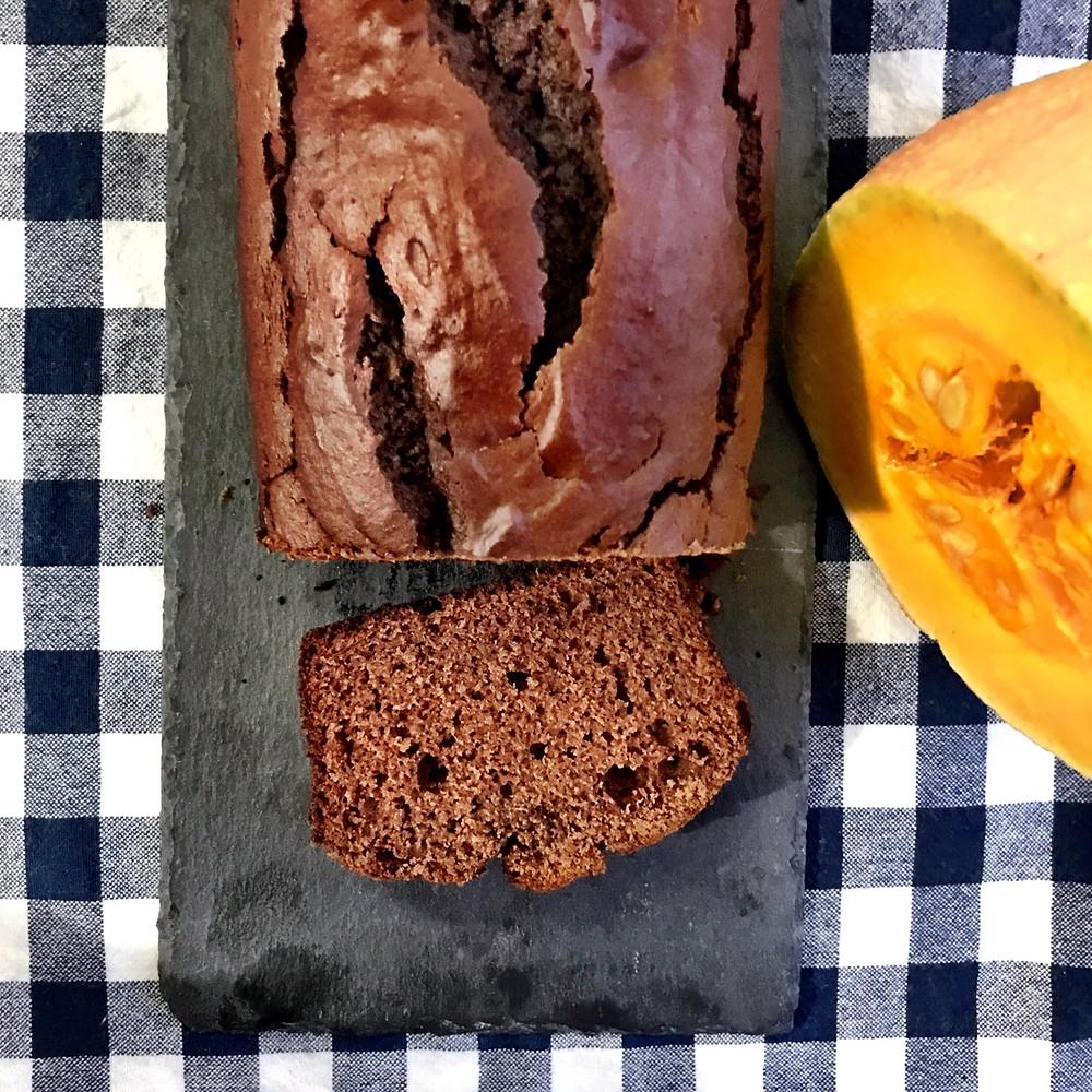 plumcake zucca cioccolato Sonia Peronaci
