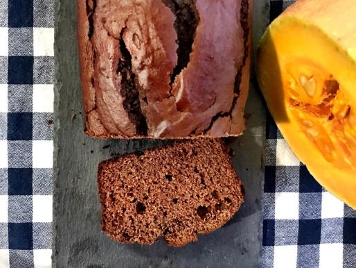 Plumcake zucca e cioccolato