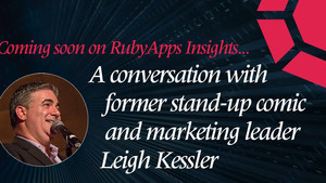 Check me out on the RubyApps Insights Podcast