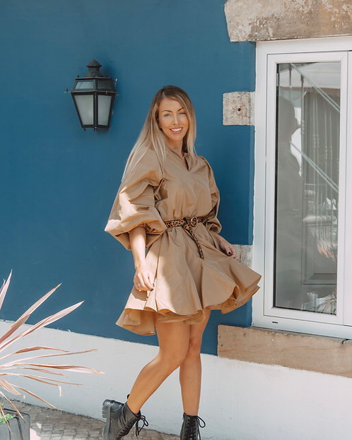 Gracie Midi Dress