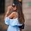 Thumbnail: BLUE MALFI DRESS