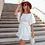 Thumbnail: WHITE KIKA DRESS