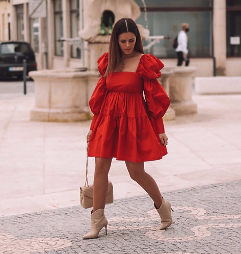 Vestido Georgina