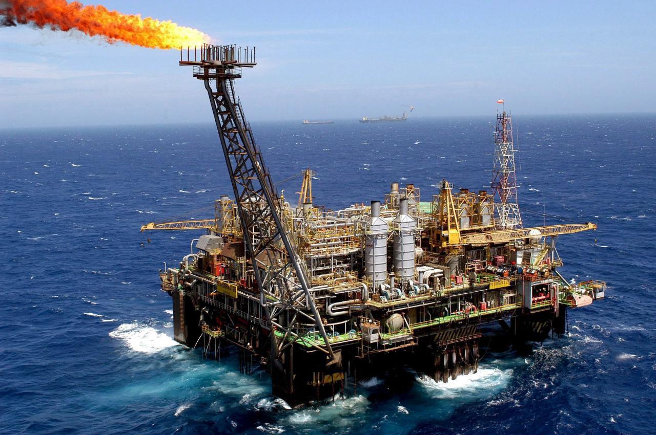 Petroleo e Gas