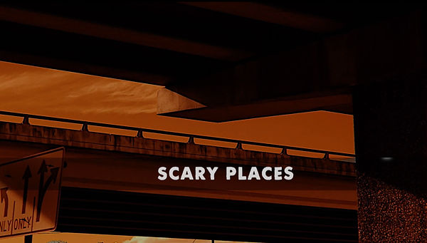 Scary Places:Shapes & Sizes title card.j