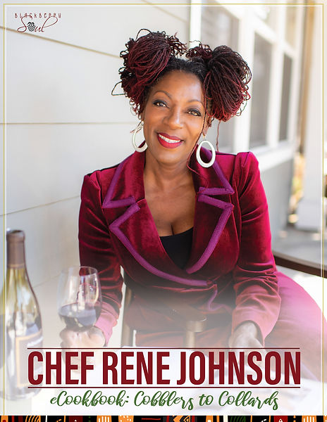 Chef Rene Johnson